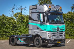 Mercedes-Benz GS Logistics